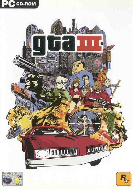 Grand Theft Auto 3 - 이게 이런 게임이었다고!!