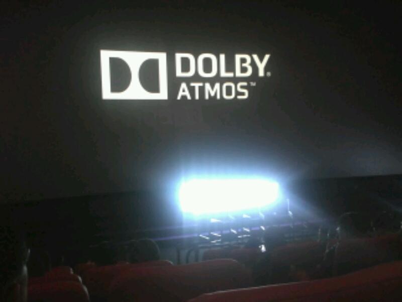 돌비 애트모스(Dolby Atmos) 시연회