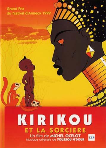 키리쿠와 마법사(Kirikou And The Sorceress.19..