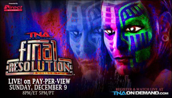 TNA 파이널 레졸루션 2012 레슬링 옵저버 별점