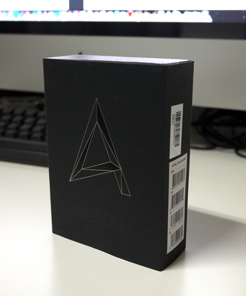 아스텔앤컨 AK100 사용기 #1 : 디자인과 구성품