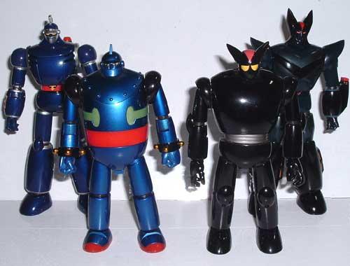 철인28호 시리즈 슈퍼로봇 초합금으로 진출할 수 있..