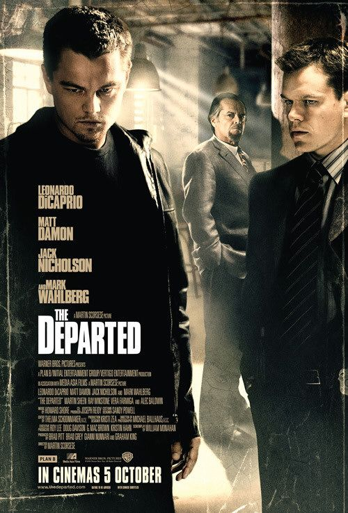 디파티드, The Departed, 2006