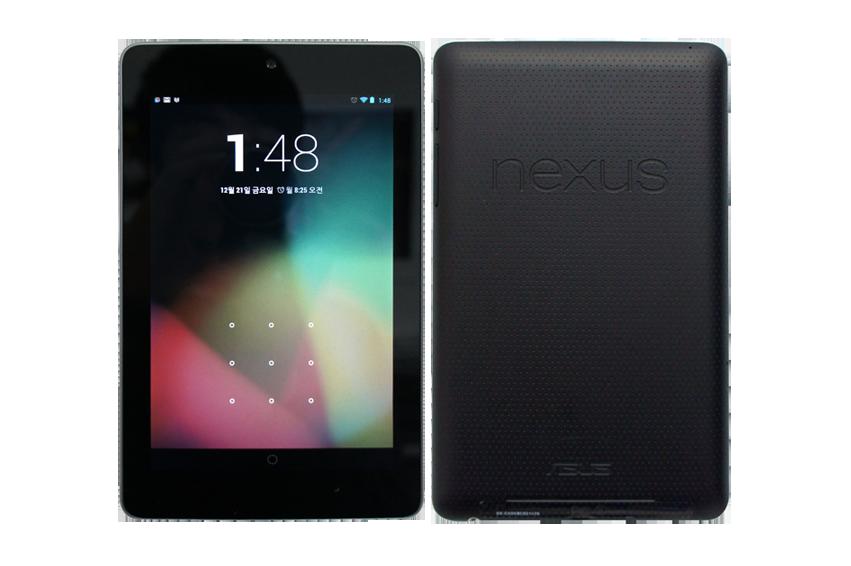 nexus7 구입기