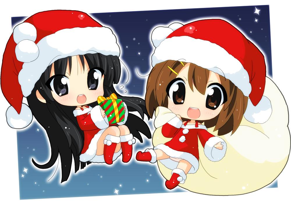 크리스마스의 마지막을 불태운다!!