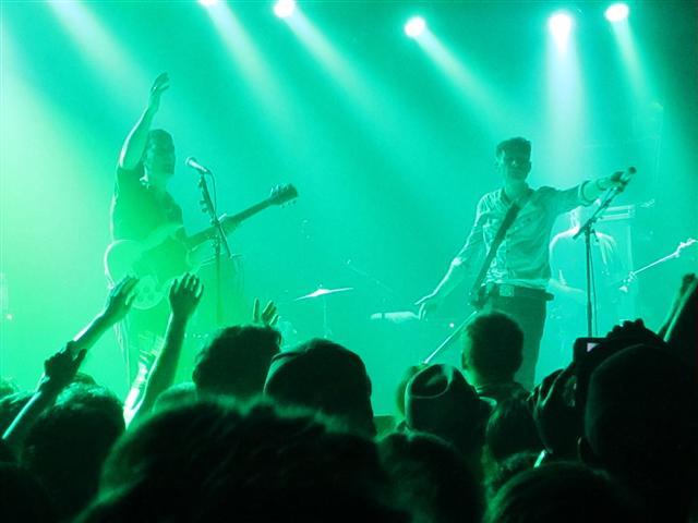 Franz Ferdinand: 묻지마 투어 2012
