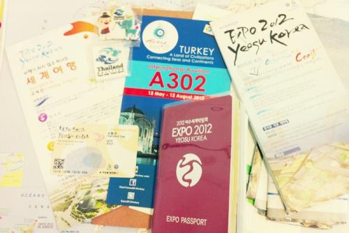 <201207 - Yeosu expo> 1 2 0 7 2 2