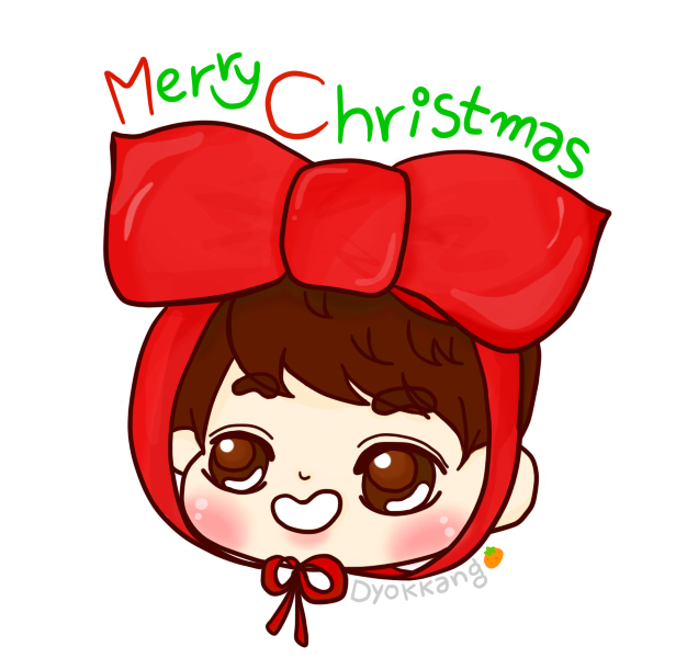 [FANART] 크리스마스 됴~♥