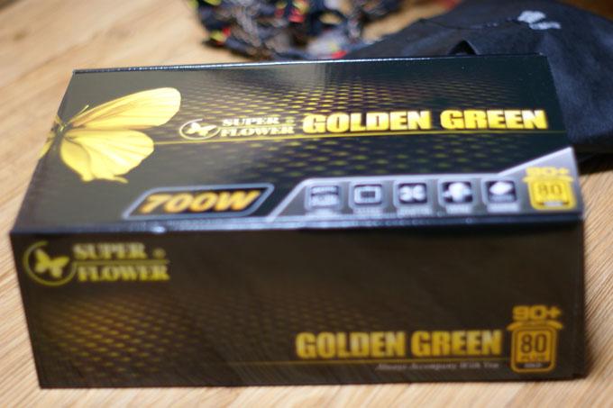 어쩌다 구입한 슈퍼플라워 SF-700P14XE Golden G..