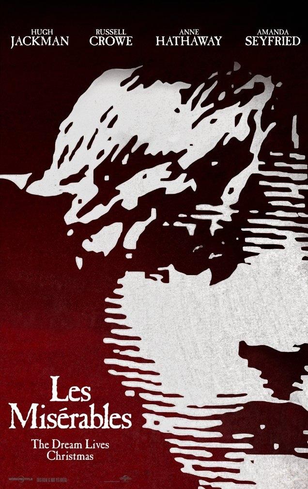 레미제라블 (Les Misérables, 2012) 감상