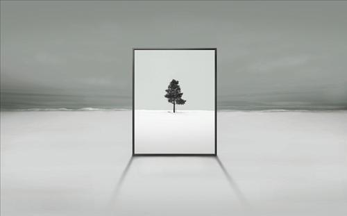 삼성 TV 디자인 걱정된다.