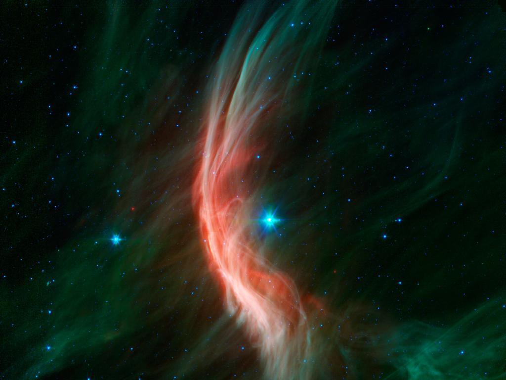 Zeta Oph: Runaway Star (2012 December 29)