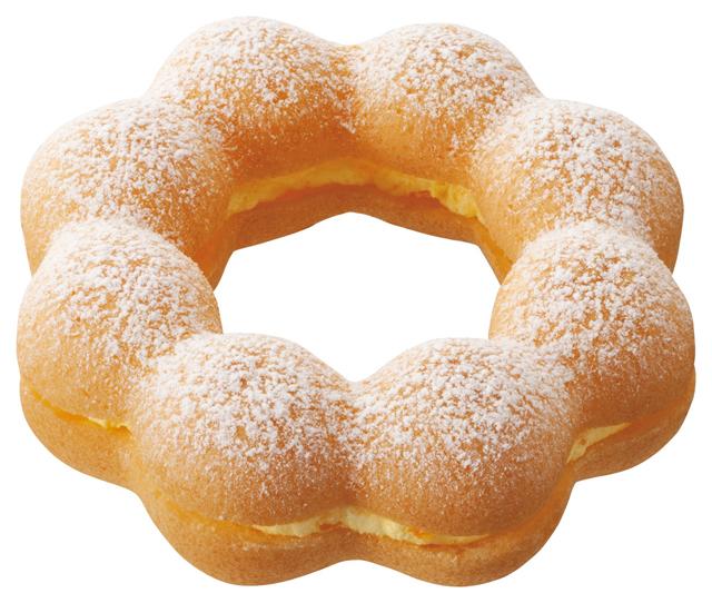 미스터 도넛, 이요캉을 쓴 기간한정 도너츠 판매 ..