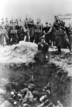 나치에 의한 유대인 600만 명 학살이 거짓?