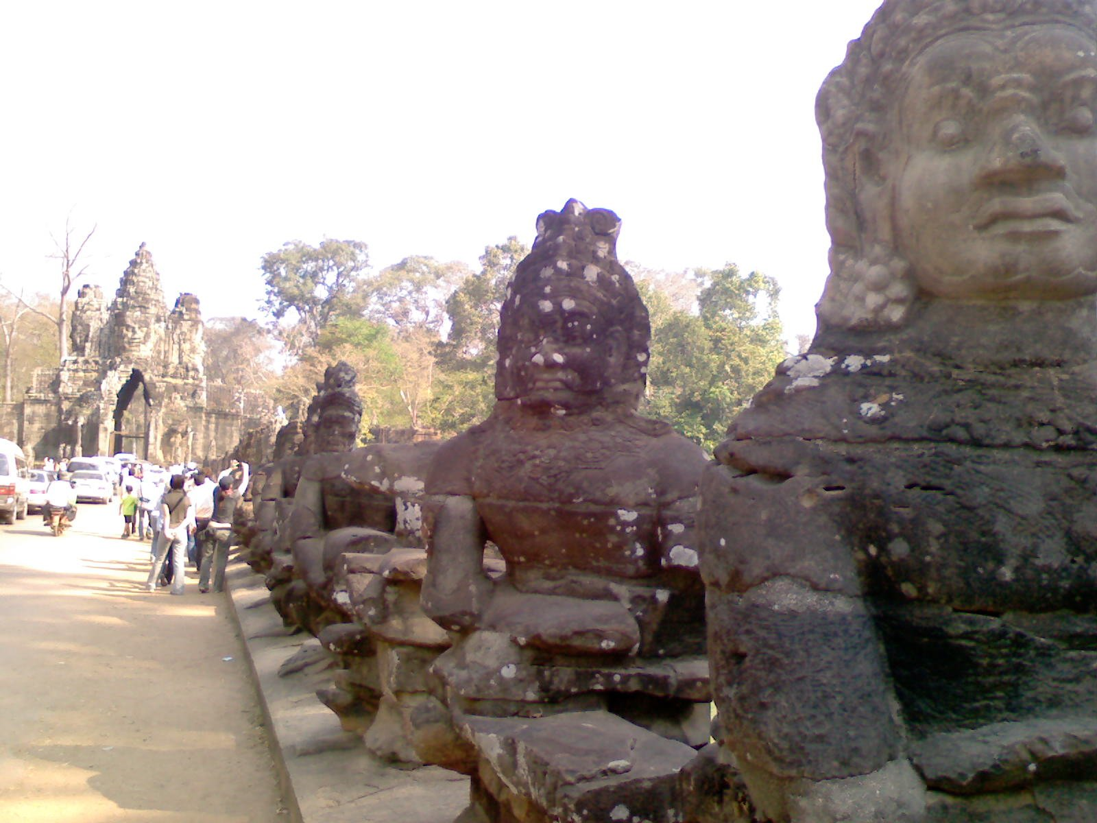 day-2 : Angkor remains