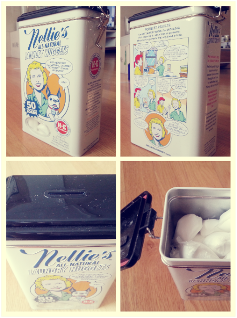 Nellie's All-Natural, Laundry Nuggets, 50 L..