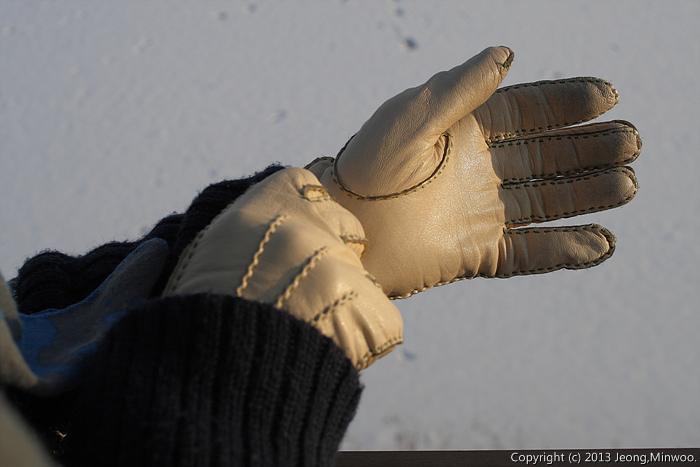 베네통 장갑 ( Benetton Gloves )