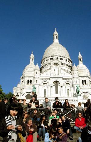 서유럽 여행~2_Paris