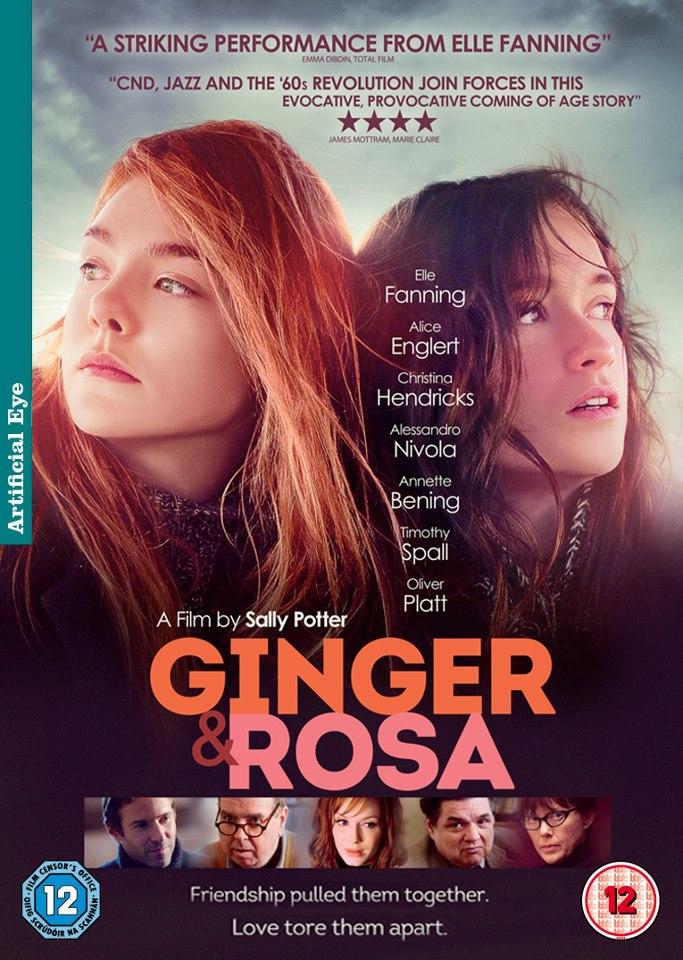 """엘르 패닝의 """"Ginger & Rosa"""" 입니다."""