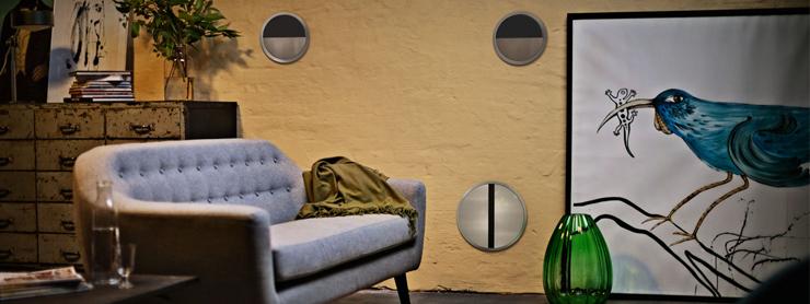 뱅글 앤 올룹슨의 희한한 디자인은 계속 됩니다.