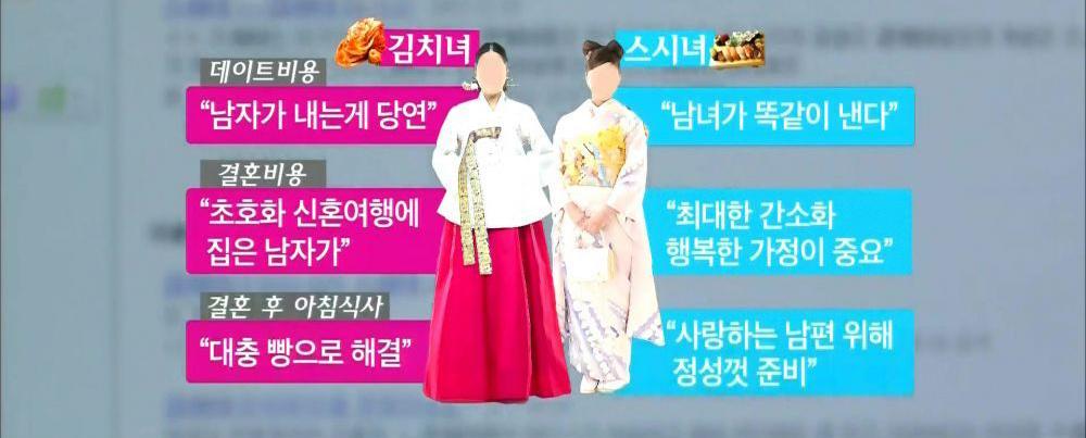대한민국 여성을 폄하하는 블로거글을 메인에 올린..