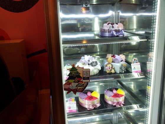 골라먹는 재미가 있다는 31아이스크림 매장에서 받은..