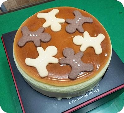 투썸 플레이스 치즈 케이크 & 핸드 드립커피