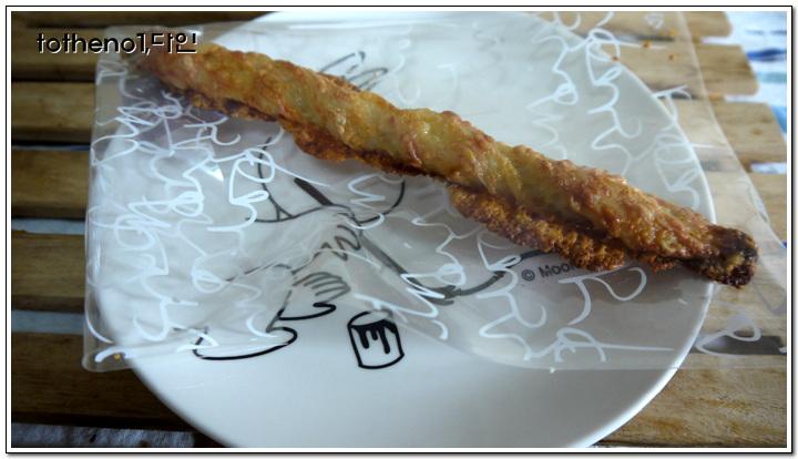 이태원 패션5(passion5),치즈스틱빵