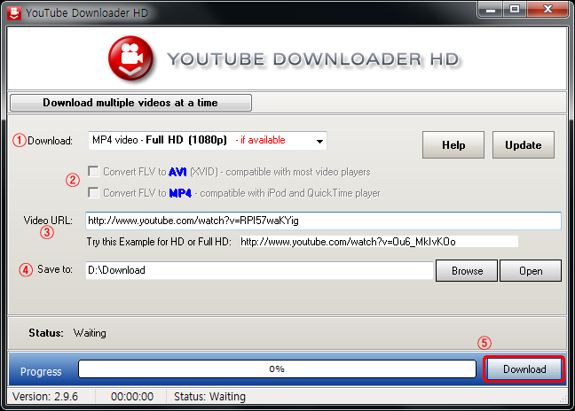 [Youtube Downloader HD] 유튜브 동영상 ..