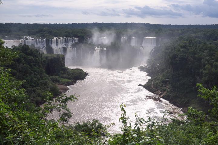 이과수 폭포 - 브라질