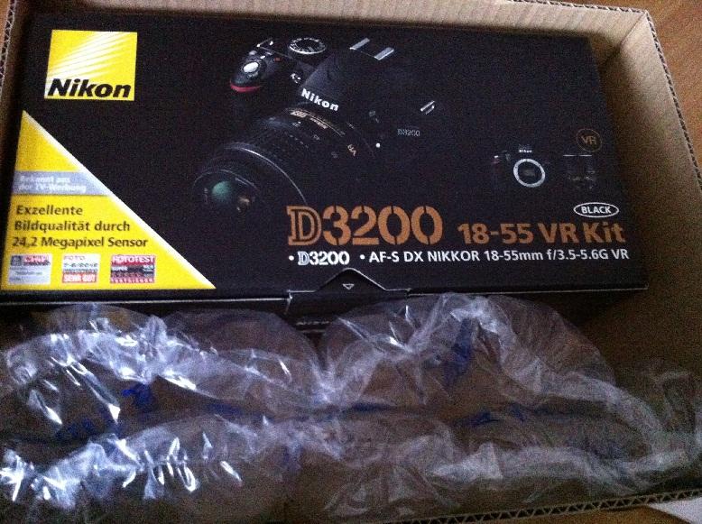 니콘 D3200 지름기