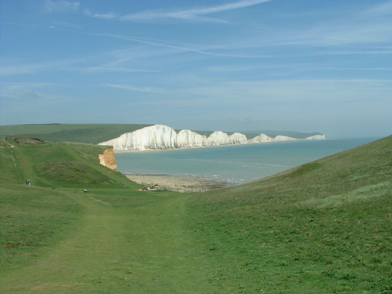 Seven Sisters, East Sussex, UK