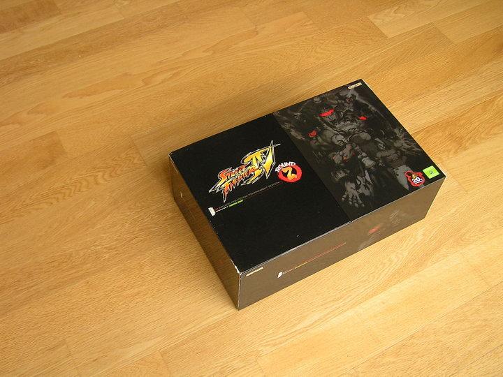 XBOX360 - MADCATZ 아케이드 스틱 TE ROUND 2