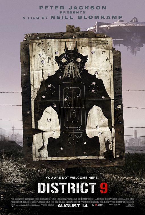 디스트릭트 9, District 9, 2009