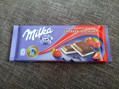 [milka 초콜릿]반가운 어린시절 초콜릿