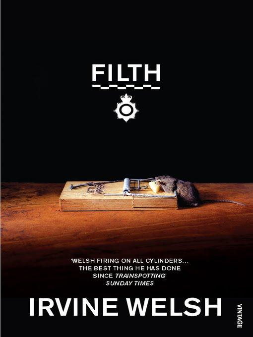 """제임스 맥어보이의 새 영화, """"Filth"""" 사진들입니다."""