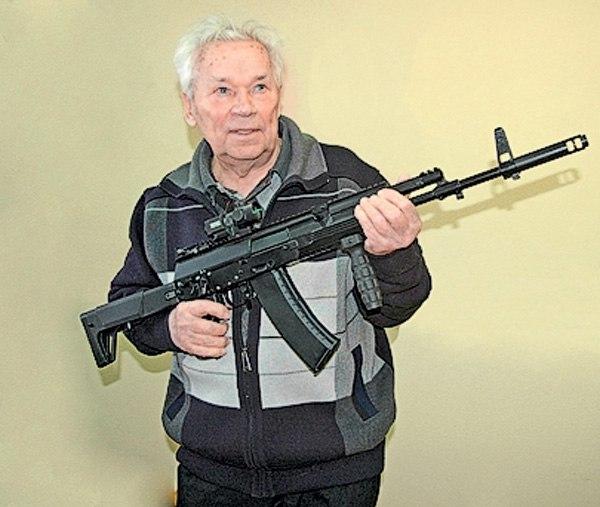 AK-12가 초기 시험에 통과했습니다.Happy