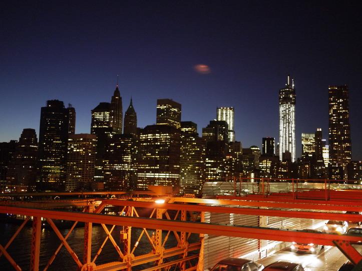 [여자혼자 여행하기] Brooklyn Bridge (브..