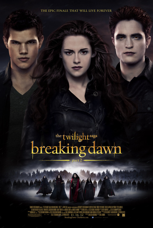 The Twilight Saga: Breaking Dawn - Part 2, 2012