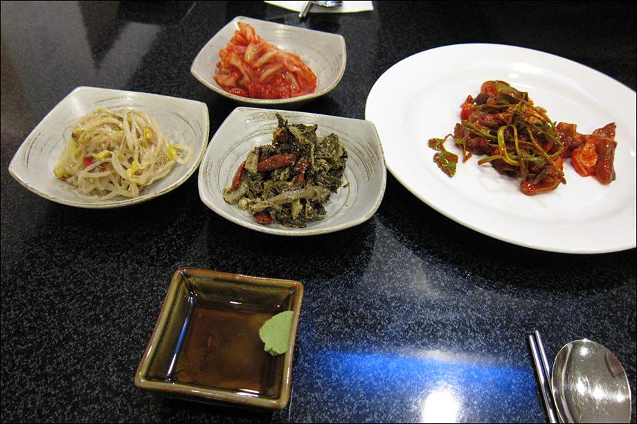 [신사동] 복덩어리 - 복튀김, 복맑은탕