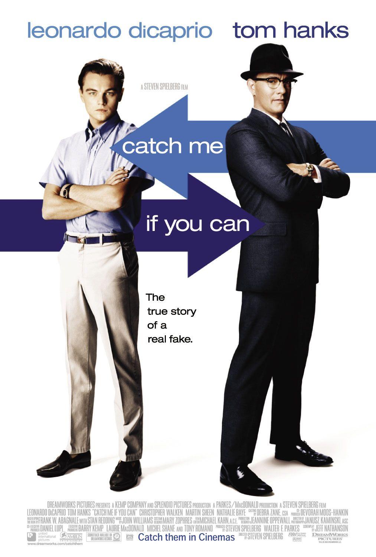 캐치 미 이프 유 캔, Catch Me If You Can, 2002