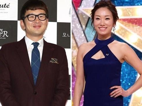 개그계 대표 윤형빈, 정경미 22일 결혼식 올려..