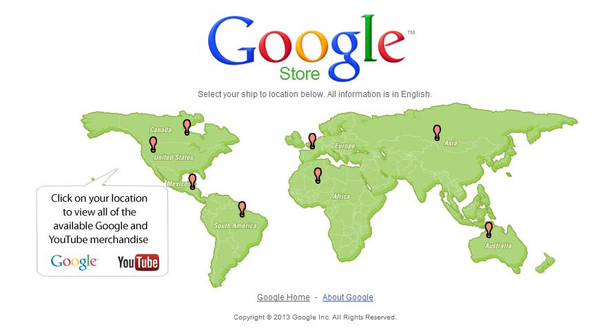 구글 스토어는 이미 나와 있다?