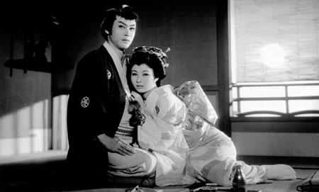 Ghost Story of Yotsuya 東海道四谷怪談 (1958)