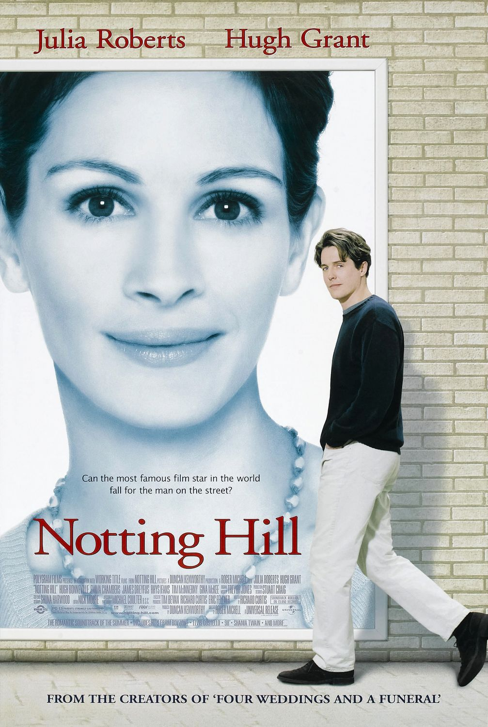 노팅 힐, Notting Hill, 1999