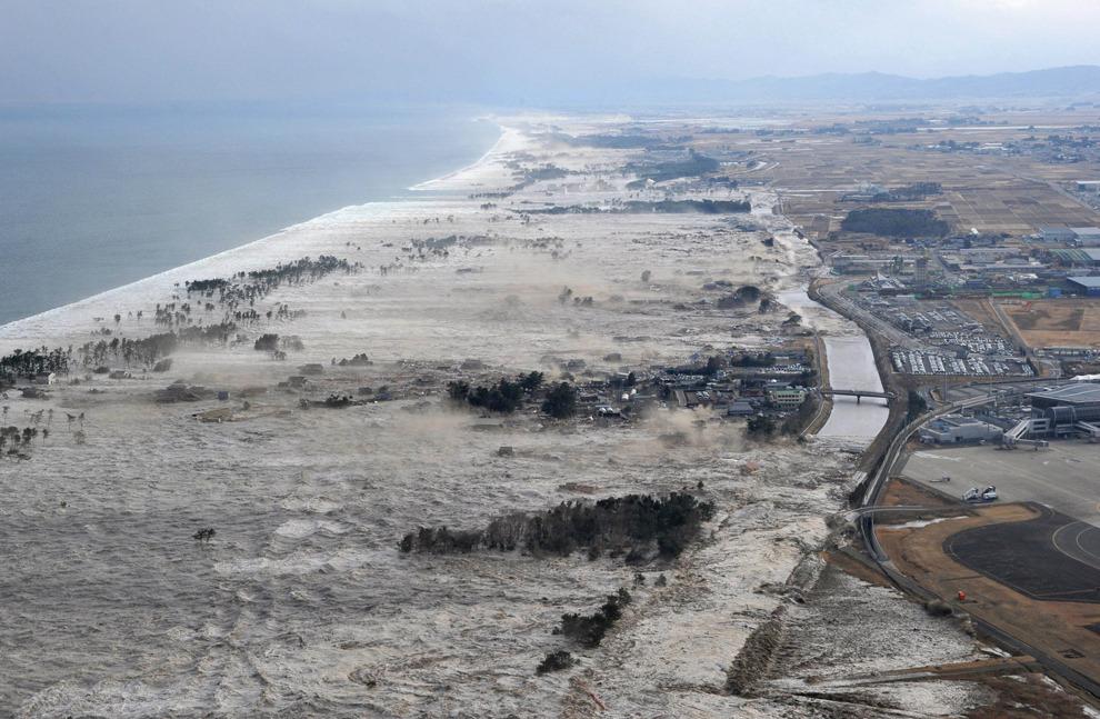 일본 동북부 대지진 2주년