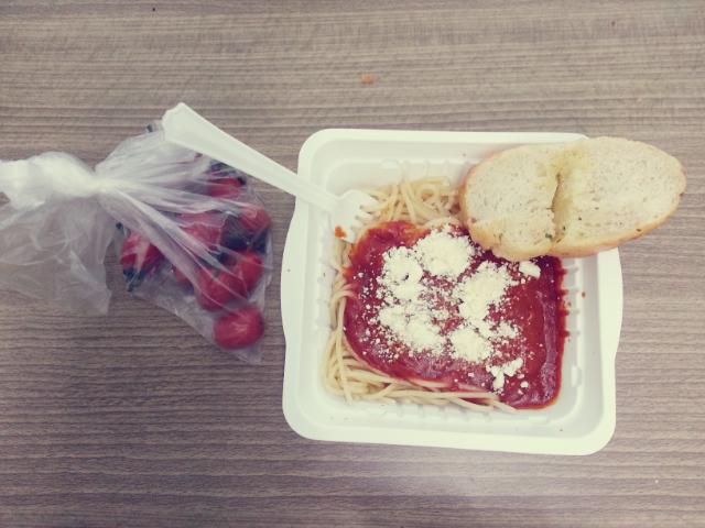 오늘의 점심
