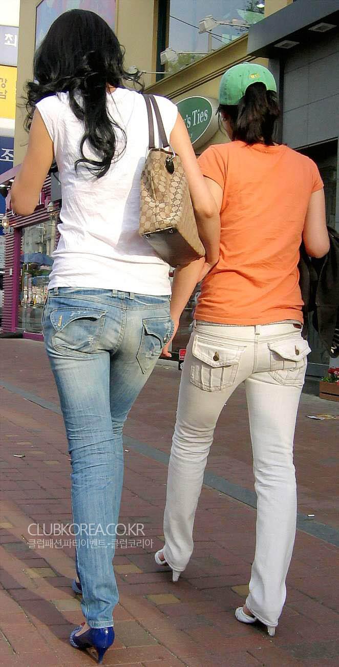 ★お尻の形がわかるパンツルックの女性 9★YouTube動画>8本 ->画像>530枚