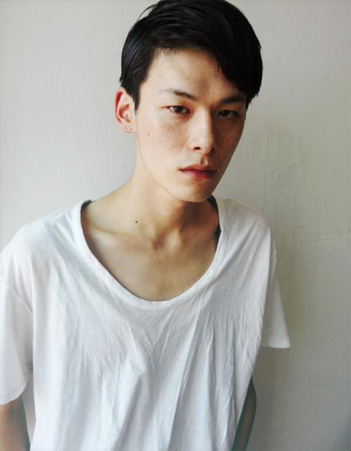 모델 김원중.