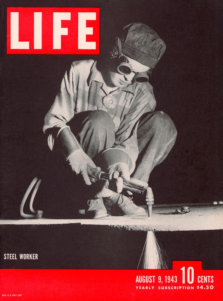 [LIFE]철의 여인들: 2차대전 제강공장의 여성들
